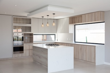 bulp pendant smeg kitchen wrap cupboards langebaan