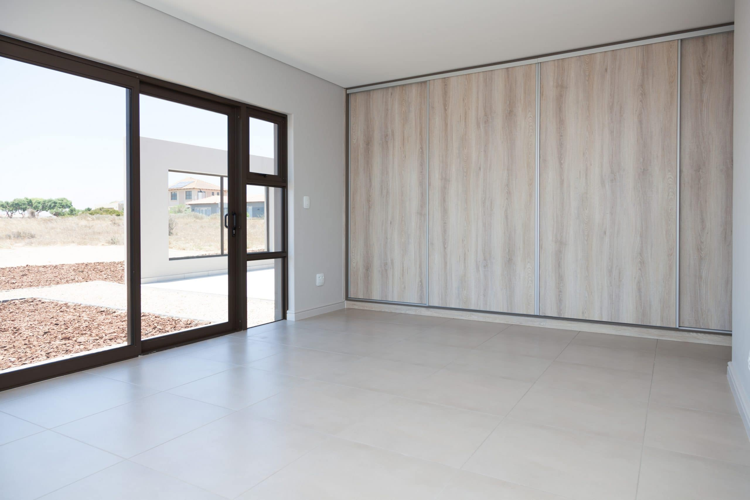 vogue bedroom sliding doors cupboards in langebaan country estate