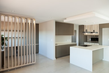 room divider langebaan country estate builders architects