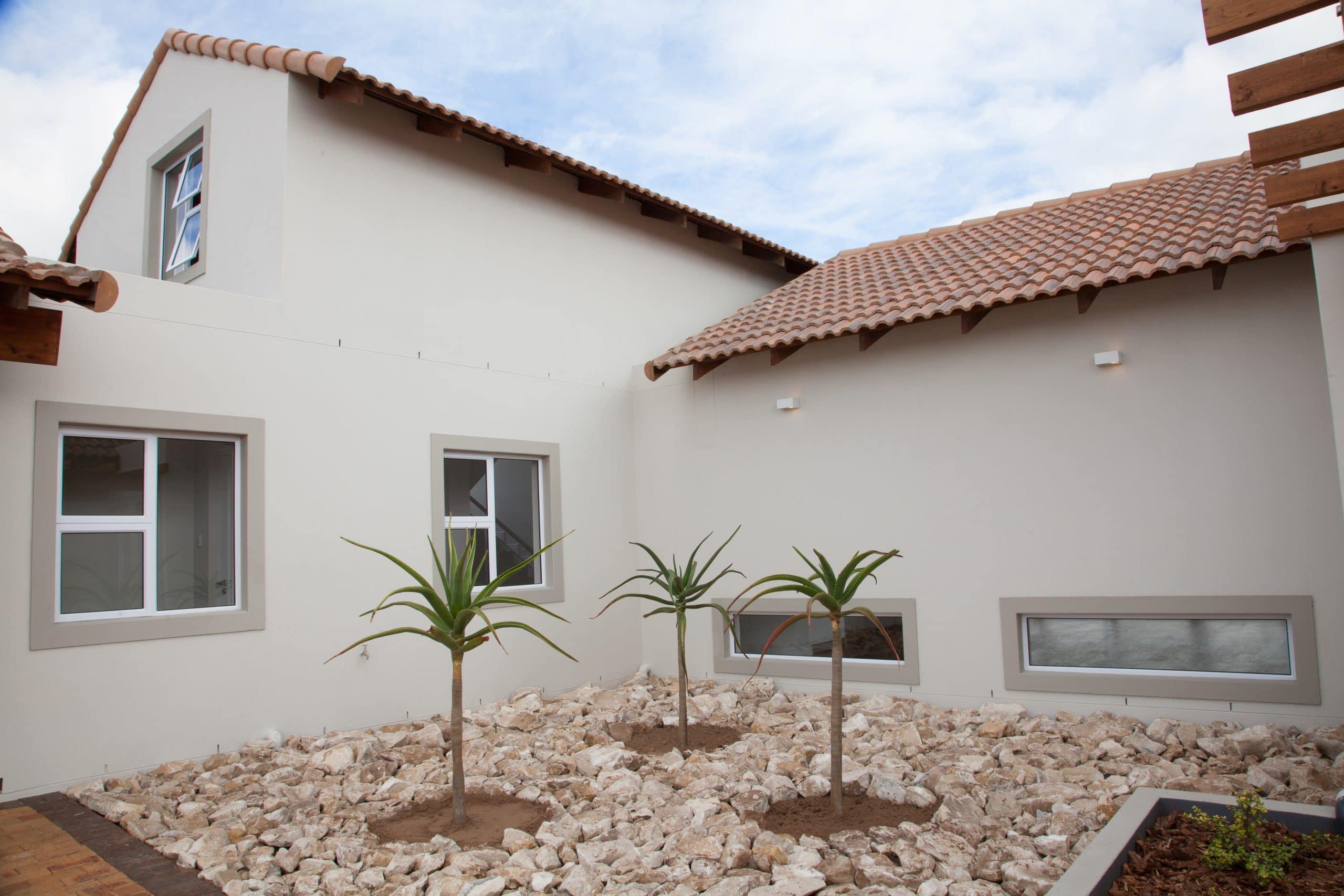 modern home in langebaan country estate