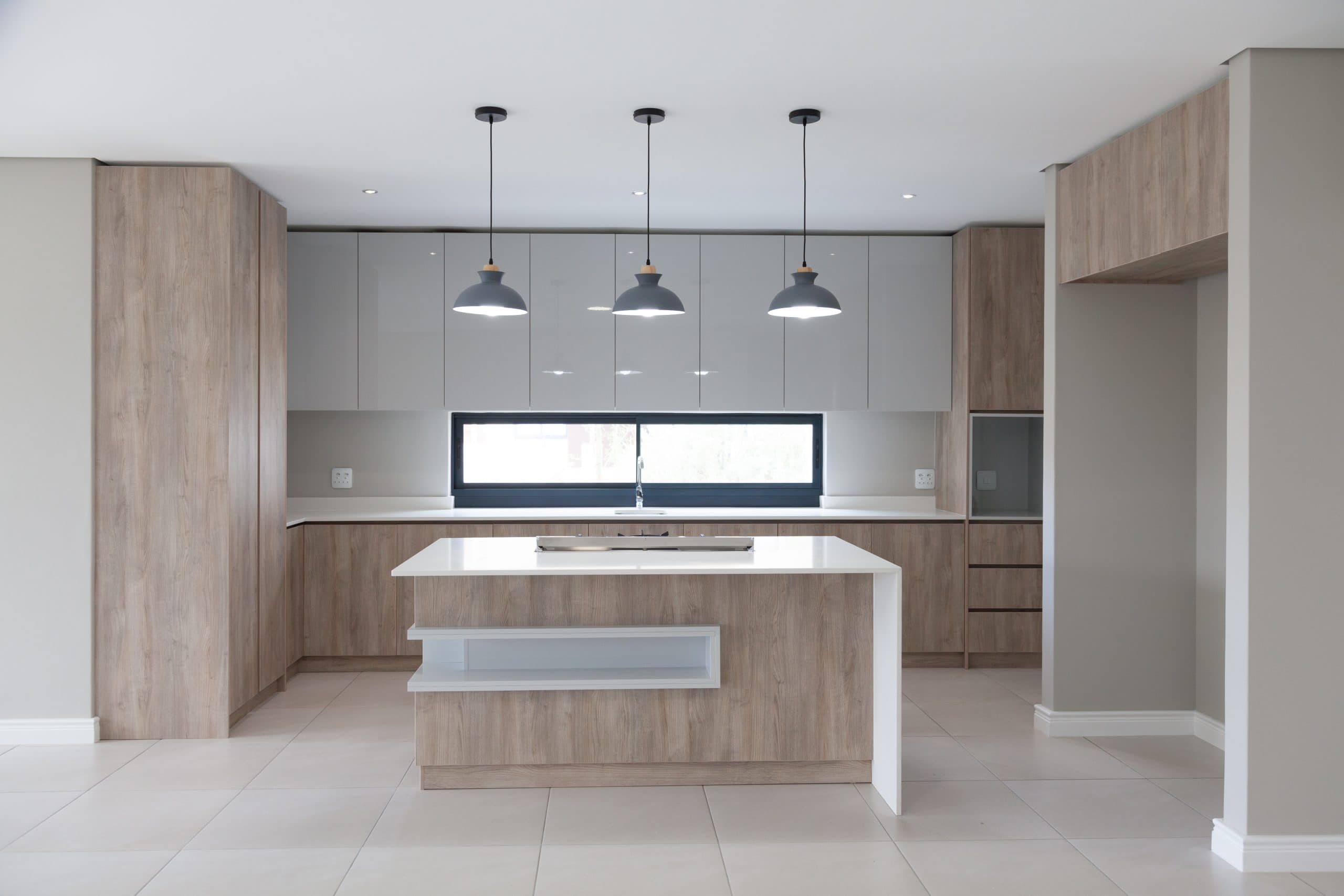 modern light kitchen