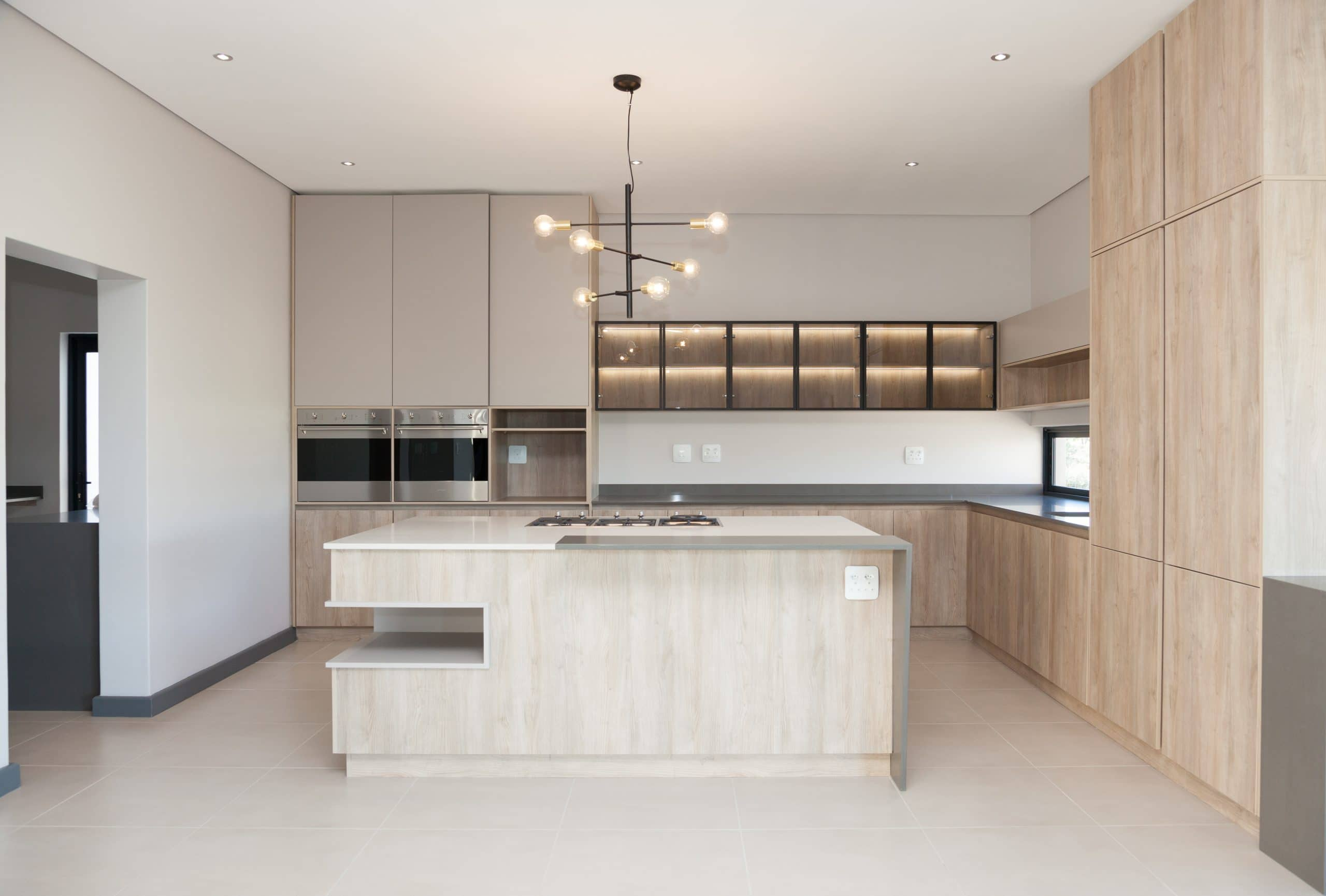 eleven past pendant over kitchen integrated appliances fridge langebaan country estate