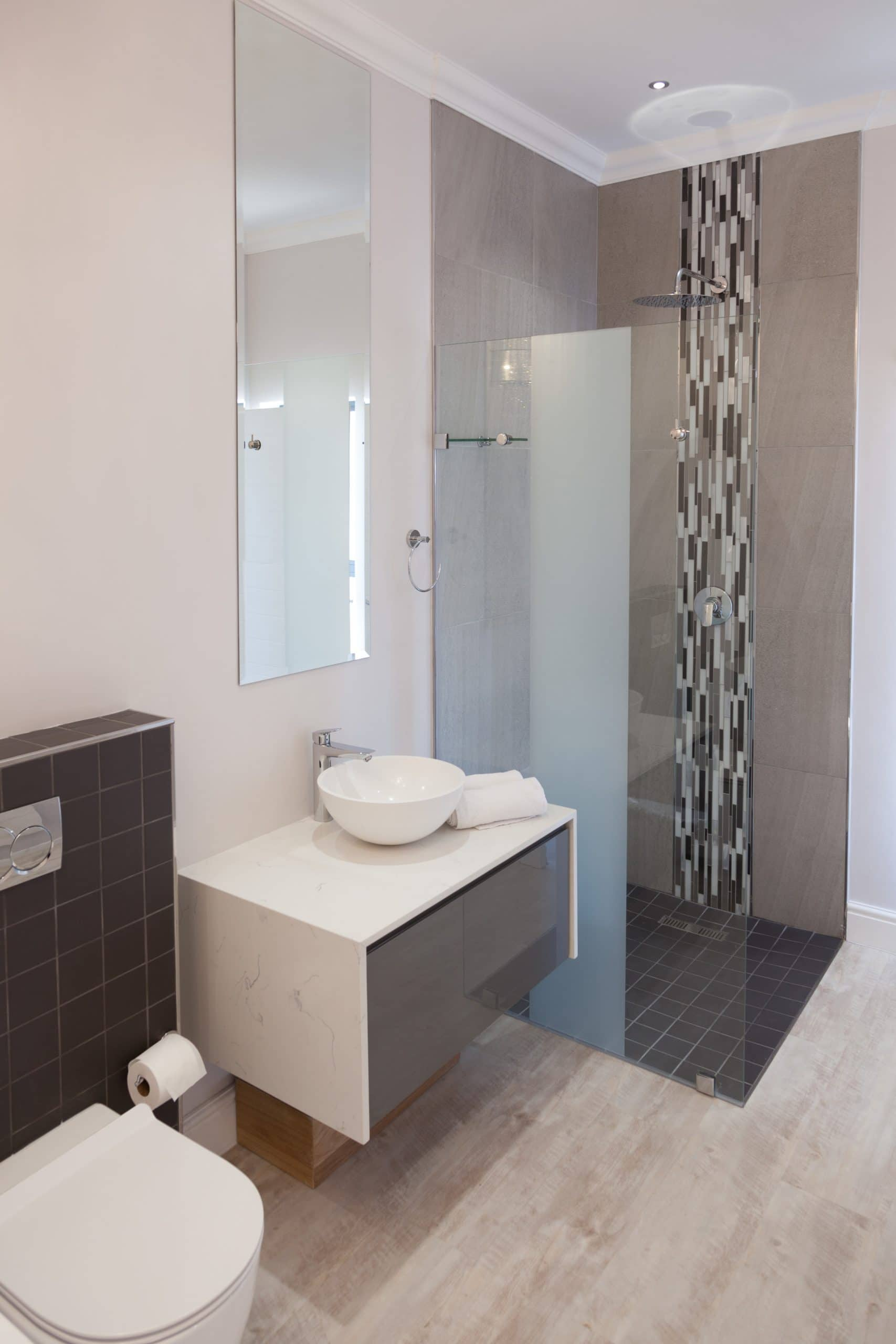 modern bathroom langebaan country estate