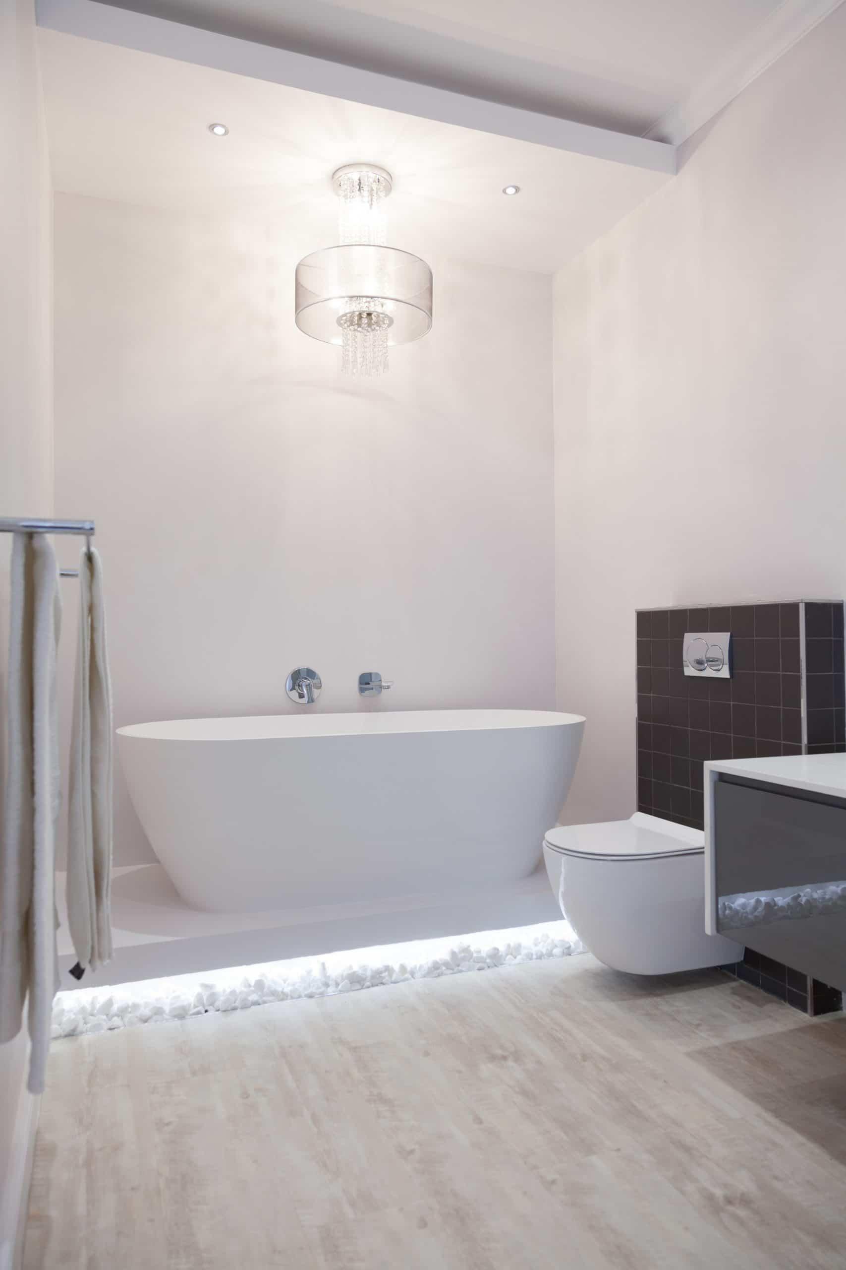 modern led bathroom langebaan